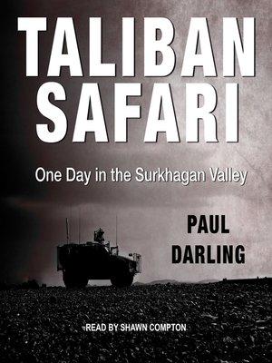 cover image of Taliban Safari