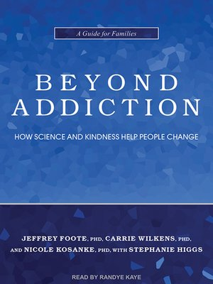 cover image of Beyond Addiction