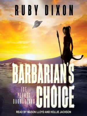 cover image of Barbarian's Choice