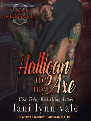 cover image of Halligan to My Axe