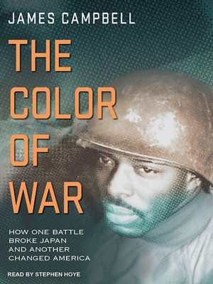 cover image of The Color of War