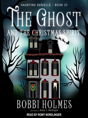 cover image of The Ghost and the Christmas Spirit