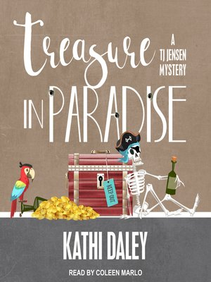 cover image of Treasure in Paradise