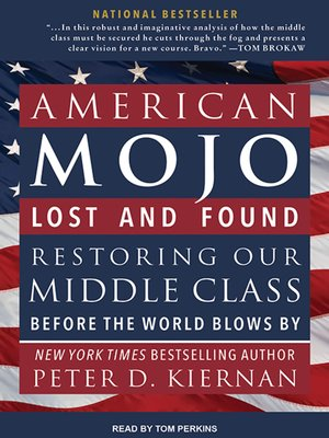 cover image of American Mojo