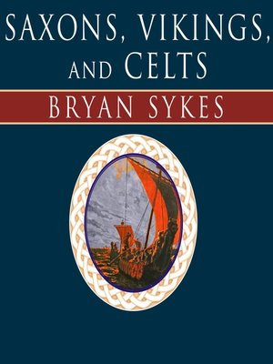 cover image of Saxons, Vikings, and Celts