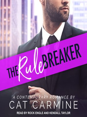 cover image of The Rule Breaker