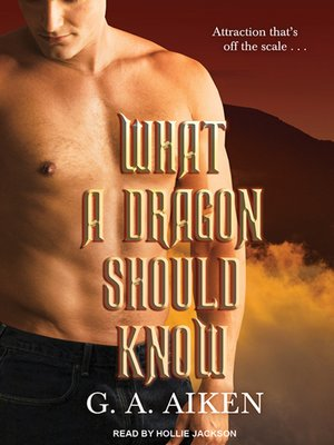 cover image of What a Dragon Should Know
