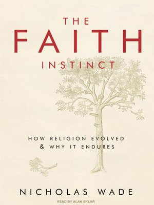 cover image of The Faith Instinct