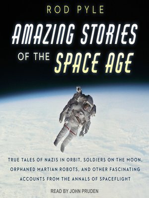 cover image of Amazing Stories of the Space Age
