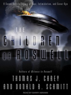 cover image of The Children of Roswell