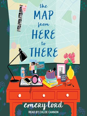cover image of The Map from Here to There