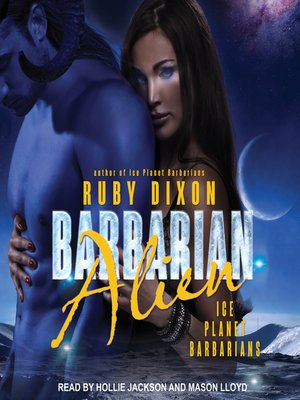 cover image of Barbarian Alien