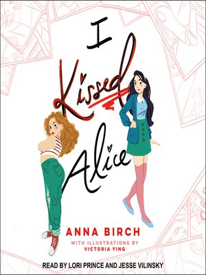 cover image of I Kissed Alice