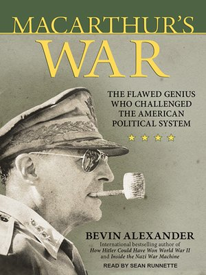 cover image of Macarthur's War