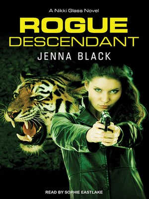cover image of Rogue Descendant