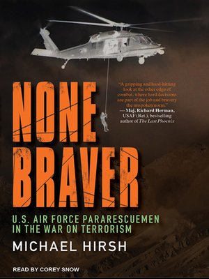 cover image of None Braver