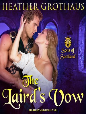 cover image of The Laird's Vow