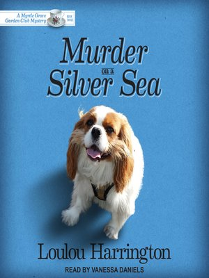 cover image of Murder on a Silver Sea