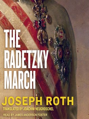 cover image of The Radetzky March