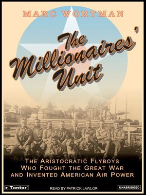 cover image of The Millionaires' Unit