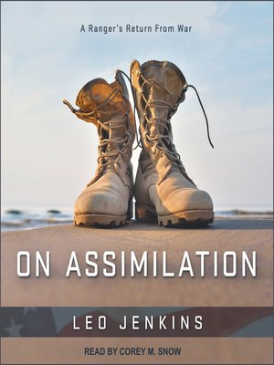 cover image of On Assimilation