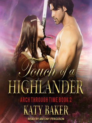 cover image of Touch of a Highlander