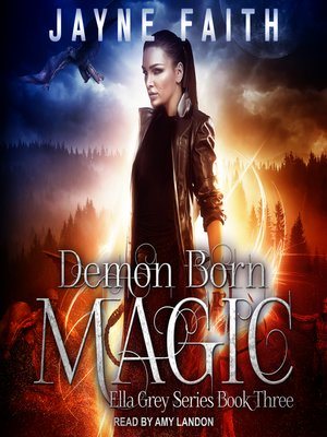 cover image of Demon Born Magic