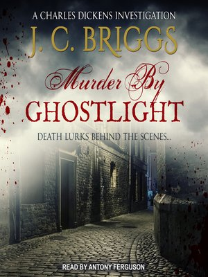 cover image of Murder by Ghostlight