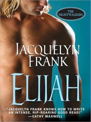 cover image of Elijah