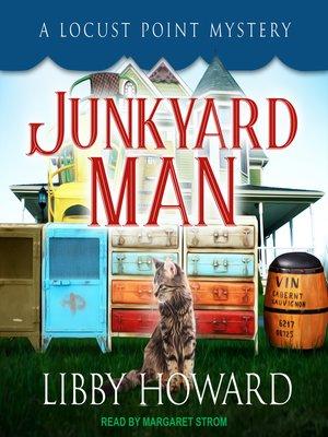 cover image of Junkyard Man