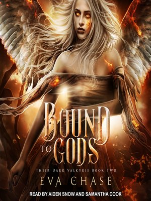 cover image of Bound to Gods--A Reverse Harem Urban Fantasy