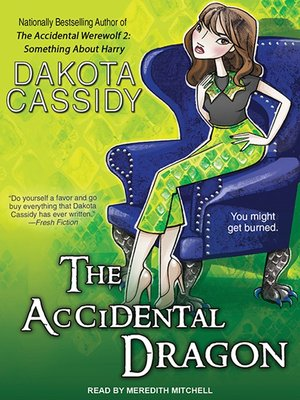 cover image of The Accidental Dragon