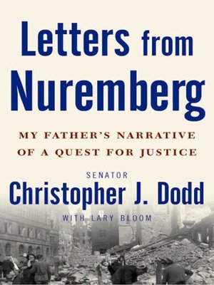 cover image of Letters from Nuremberg