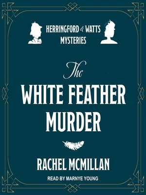 cover image of The White Feather Murders