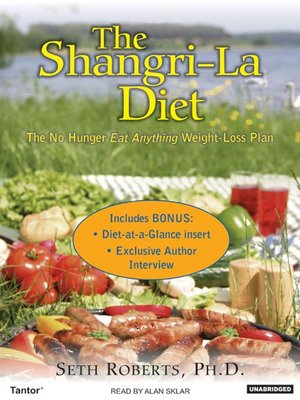 cover image of The Shangri-La Diet