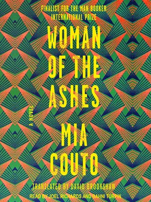 cover image of Woman of the Ashes