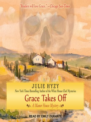 cover image of Grace Takes Off