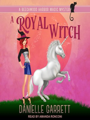 cover image of A Royal Witch