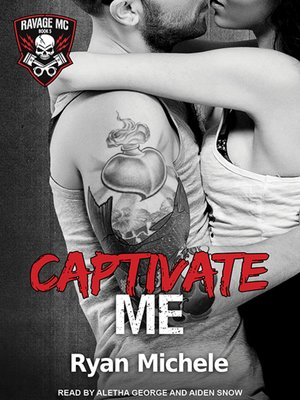 cover image of Captivate Me