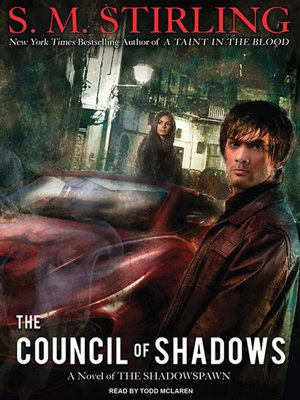 cover image of The Council of Shadows