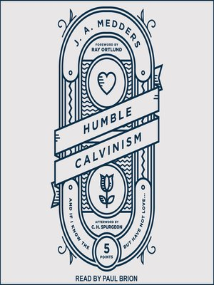 cover image of Humble Calvinism