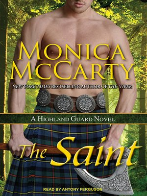 cover image of The Saint--A Highland Guard Novel