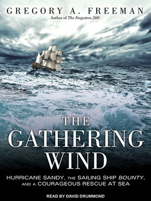 cover image of The Gathering Wind