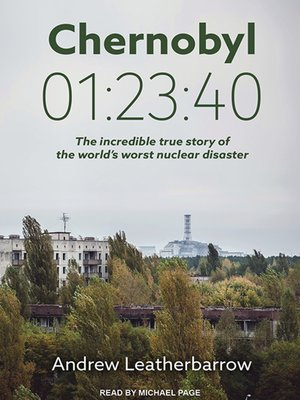 cover image of Chernobyl 01:23:40