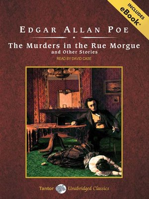 cover image of The Murders in the Rue Morgue and Other Stories
