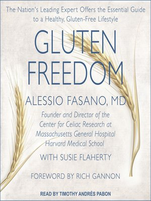 cover image of Gluten Freedom