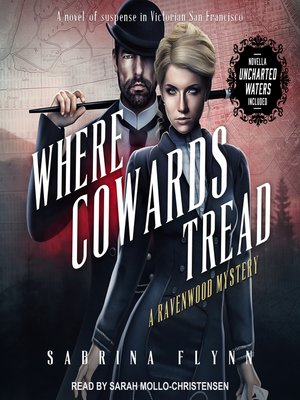 cover image of Uncharted Waters & Where Cowards Tread