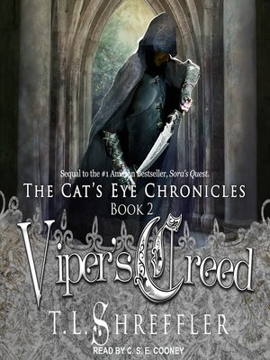 cover image of Viper's Creed