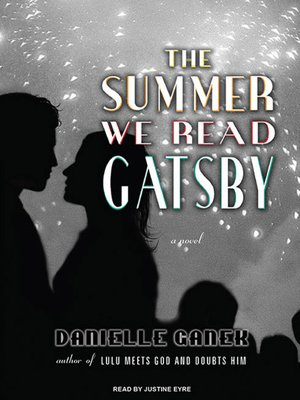 cover image of The Summer We Read Gatsby