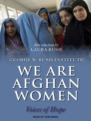 cover image of We Are Afghan Women